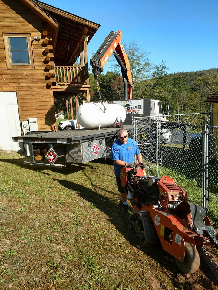 Residential Propane Services